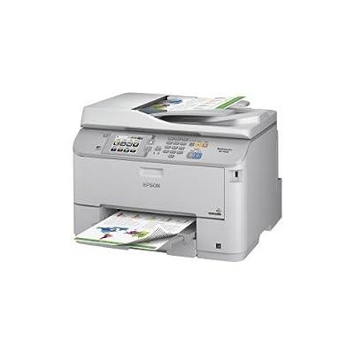 Epson C11CD08201 WorkForce Pro WF-5620 Inkjet Multifunction Printer - Color - Plain Paper Print - Desktop - Copier/Fax/Printer/Scanner