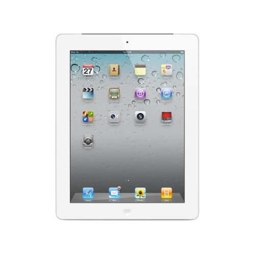 Newest Model Apple Ipad Wi-fi 4G 32 GB White - MD370E/A Latin America/Spanish FACTORY UNLOCKED