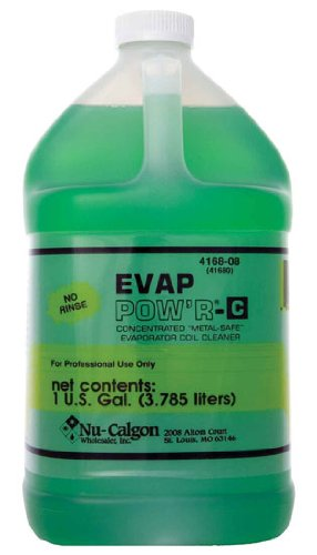 Nu-Calgon 4168-08 Evap Pow'r No Rinse Coil Cleaner (Coil Cleaner Brush compare prices)