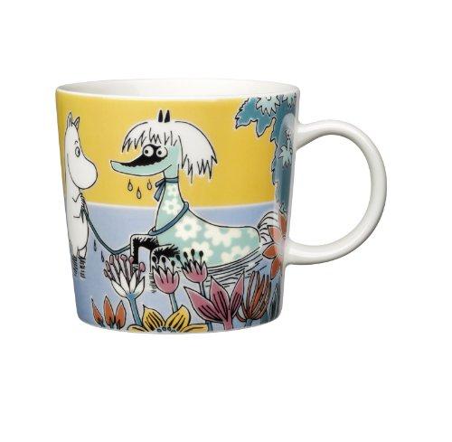2012 ARABIA アラビア・ムーミン・サマーマグ (プリマドンナの馬) 北欧雑貨