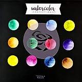Prima Marketing Watercolor Confections: TRO(P) (Tamaño: Tropicals)