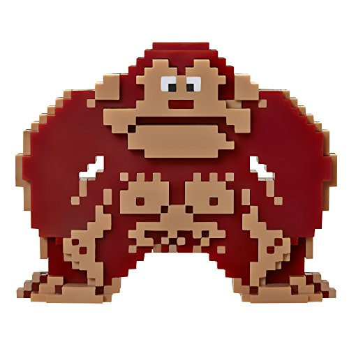 "World of Nintendo 2.5"" 8 Bit Donkey Kong Action Figure"
