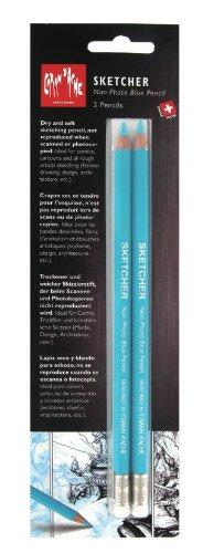 caran-dache-sketcher-non-photo-blue-pencil