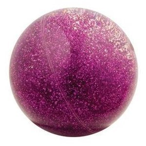 Ball Glitter Filled 65mm