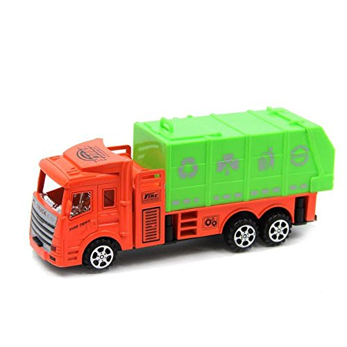 Dazzling Toys Recycling Garbage Truck Toy