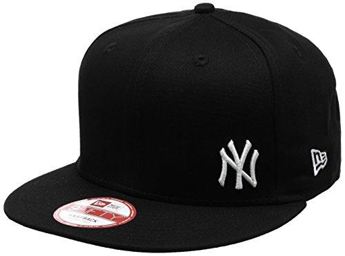 New Era New Era Ny Yankees Flawless 9Fifty Snapback-Berretto da baseball Uomo    nero Medium
