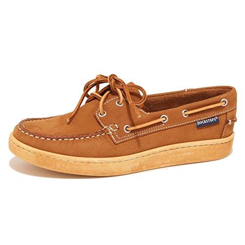 9392O mocassino DOCKSTEPS marrone chiaro scarpa uomo shoe men [42]