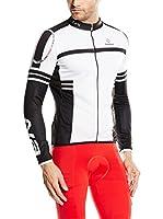 Nalini Maillot Ciclismo Estro (Blanco)