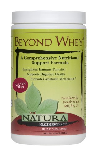 Natura Health Products Beyond Whey - 300 Grams Powder