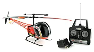 Syma Rescue 2CH Electric RTF Remote Control RC Helicopter (Color May Vary)