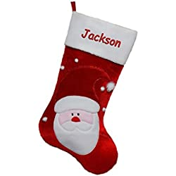 4a9f251ce Personalized Christmas Stockings - Let s Personalize That