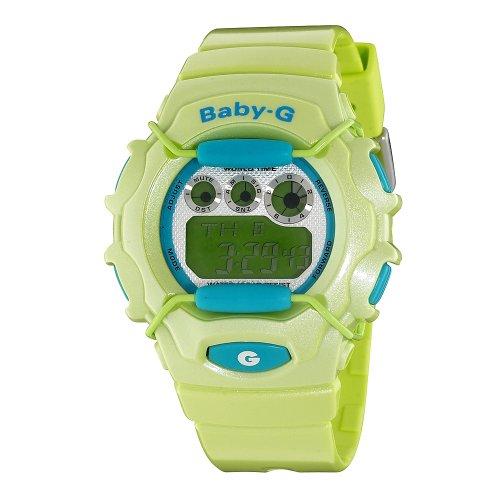 Casio Women's BG1006SA-3CR Baby-G Lime Green Digital Sport Watch