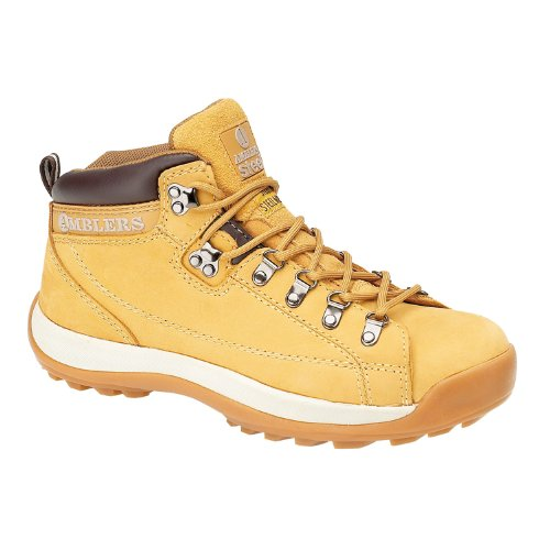 Amblers Steel FS122 Safety Boot / Mens Boots (11 UK) (Honey)