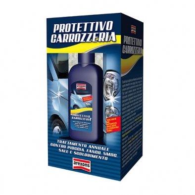 Protettivo Carrozzeria 8362 AREXONS - Scudo liquido sigillante per difendere la carrozzeria dagli agenti atmosferici come pioggia, fango, smog, sale e prevenire quindi lo scolorimento di vernice e plastiche