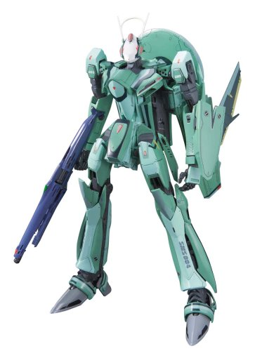 Macross Bandai Transformable Model Kit 1/72 Scale RVF-25 Messiah Valkyrie Luc... (japan import)