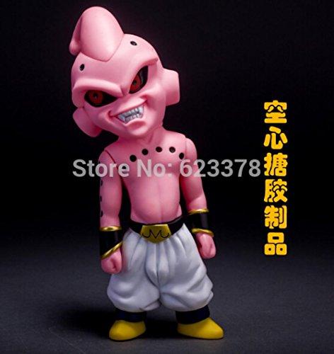 [dragon ball gt toys dragon ball z action figures Toy Buu PVC dragoll z figuras toys for boy] (Buu Costume)