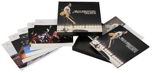 Bruce Springsteen - Live 1975-1985 (Coffret 5 CD) - Zortam Music