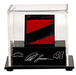 Buy Mounted Memories Reed Sorenson Display Case w  Race Used Sheet Metal - REED SORENSON One Size by Mounted Memories