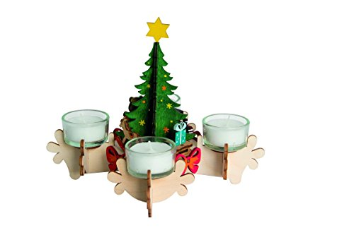 kuhnert-hobaku-21-x-21-x-17-centimeters-do-it-yourself-advent-candle-stick-kit