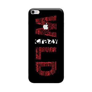 Ebby Premium Printed Back Case Cover With Full protection For Apple iPhone 6 (Apple Cut) (Designer Case)