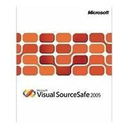 Microsoft Visual SourceSafe 2005  Upgrade