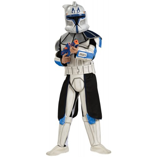 Deluxe Clone Trooper Captain Rex Costume - Small