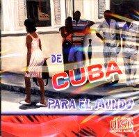 Varios Artistas - DE CUBA PARA EL MUNDO - Amazon.com Music