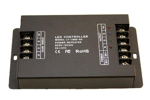 Rgb Led Amplifier 8A/Ch