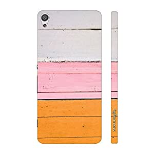 Enthopia Designer Hardshell Case Triwood Back Cover for Sony Xperia X