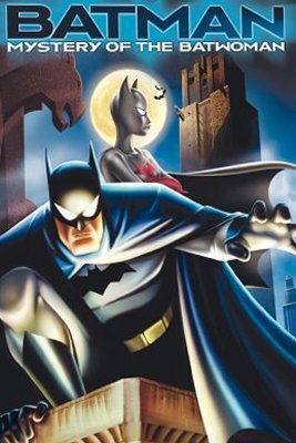 Batman: The Mystery of the Batwoman Cover