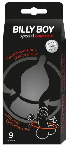 Billy Boy special CONTOUR Kondome 9er Packung