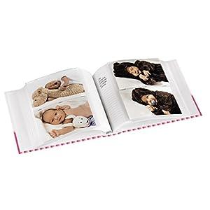 Hama Einsteckalbum Moni, für 200 Fotos im Format 10x15 cm