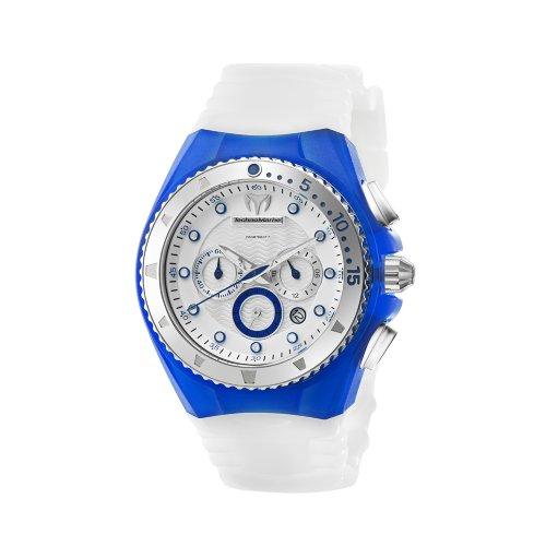 technomarine-unisex-quartz-watch-with-white-dial-chronograph-display-and-white-silicone-strap-109013