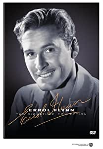 The Errol Flynn Signature Collection, Vol. 1 (Captain Blood / The Private Lives of Elizabeth and Essex / The Sea Hawk / They Died with Their Boots On / Dodge City / The Adventures of Errol Flynn) (Bilingual) [Import]