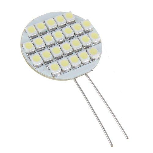 12V 24 SMD LED G4 Basis weiß Camper marine Licht Birne
