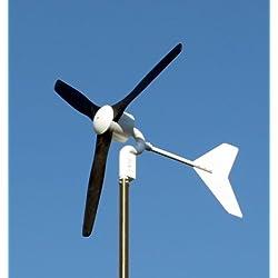 Windgenerator, Hauswindanlage zur Hausnetzeinspeisung