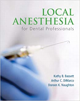 local anesthesia techniques in dentistry pdf