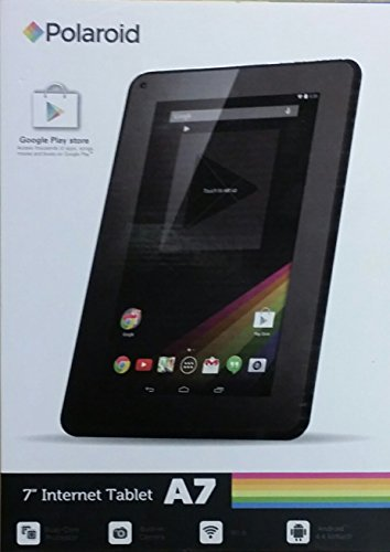 "Southern Telecom 7"" Android 4.4 Tablet Black"