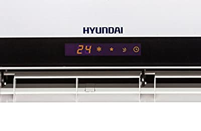 Hyundai HSE53.GR1-QGE Split AC (1.5 Ton, 3 Star Rating, White)