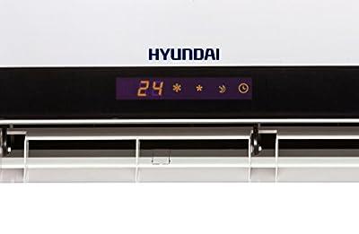 Hyundai HSE53.GR1-QGE Split AC (1.5 Ton, 3 Star Rating, White)