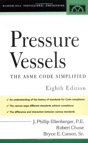 Pressure Vessels - McGraw-Hill Professional - MG-0071436731 - ISBN: 0071436731 - ISBN-13: 9780071436731