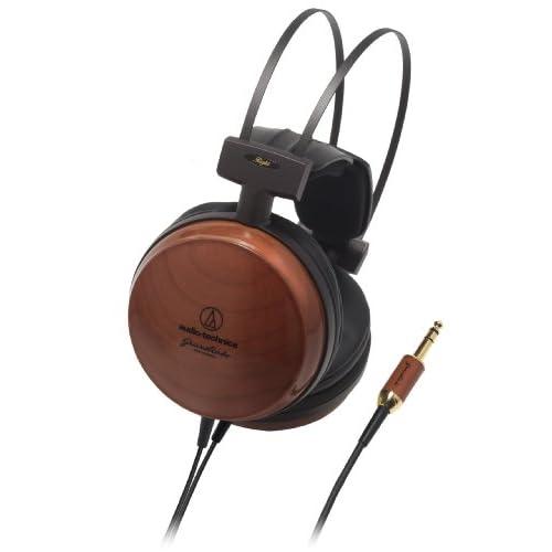 ヘッドホン おしゃれ audio-technica ダイナミックヘッドホン ATH-W1000Xをおすすめ