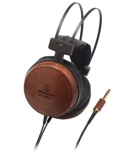 Audio-Technica-Audiophile-Closed-Back-Dynamic-Wooden-Headphones