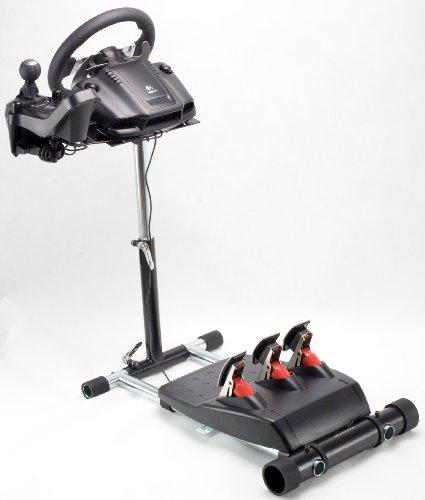 Racing Steering Wheel Stand for Logitech G27 / G25 Wheels, Deluxe, Original Wheel Stand Pro Stand