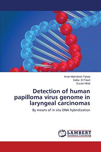 Detection of human papilloma virus genome in laryngeal carcinomas PDF