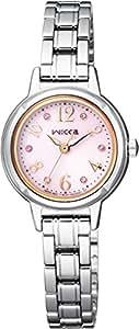 [シチズン]CITIZEN 腕時計 wicca ウィッカ ソーラーテック スワロフスキー入りモデル KH9-914-93 レディース