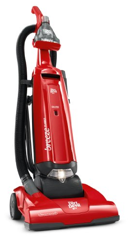 Dirt Devil Breeze Bagged Upright Vacuum, Ud30005B front-624200