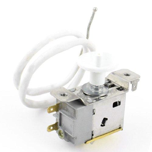 Wpf21-Ex 2 Pin Terminal Freezer Refrigerator Thermostat W Knob