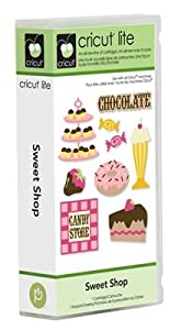 Cricut Lite Cartridge - Sweet Shop