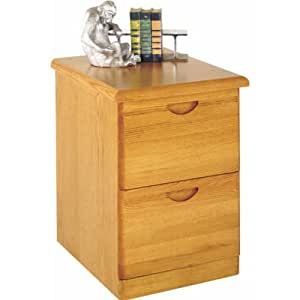 Kathy Ireland Home By Martin Furniture Waterfall 2 Drawer Vertical Wood File Cabinet